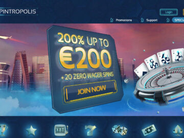 Casino spintropolis